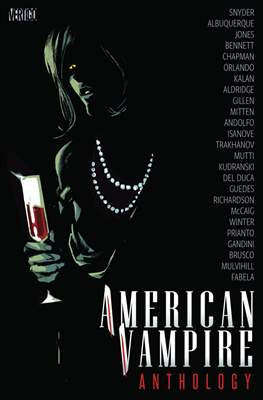 American Vampire Anthology (Softcover) #2