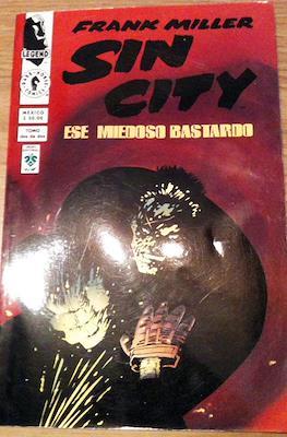 Sin City - Ese miedoso bastardo (Rustica) #2