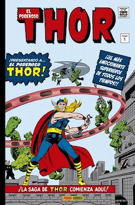 El Poderoso Thor. Marvel Gold (Omnigold) (Cartoné 696-480-520-592 pp) #1