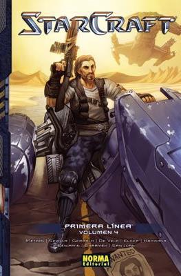 Starcraft: Primera Línea #4