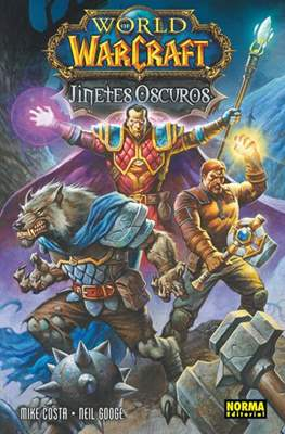 World of Warcraft. Jinetes Oscuros