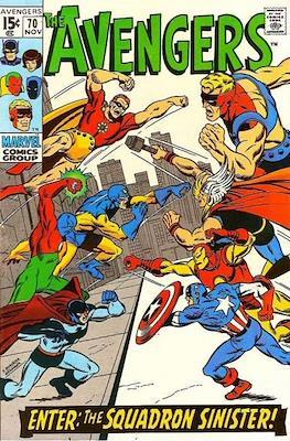 The Avengers Vol. 1 (1963-1996) #70