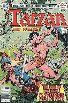 Tarzan (Comic-book) #255