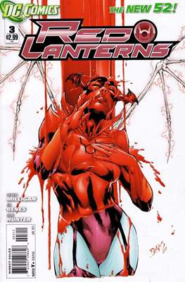 Red Lanterns (2011 - 2015) New 52 #3