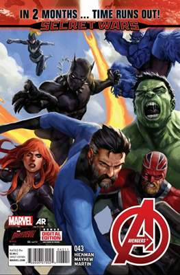 Avengers Vol. 5 (2013-2015) (Comic Book) #43