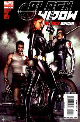Black Widow: Deadly Origin (Comic Book) #1