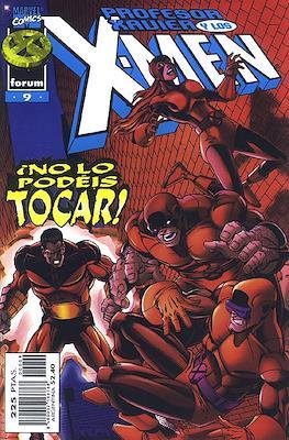 Profesor Xavier y los X-Men (Grapa. 17x26. 24 páginas. Color.) #9
