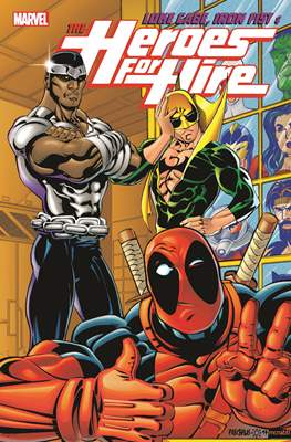 Luke Cage, Iron Fist & The Heroes For Hire (1997-1999) #2
