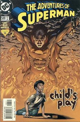 Superman Vol. 1 / Adventures of Superman Vol. 1 (1939-2011) #588