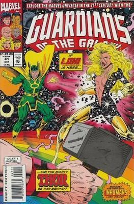 Guardians of the Galaxy Vol 1 (Comic Book) #41