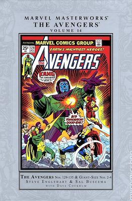 Marvel Masterworks The Avengers (Hardcover) #14