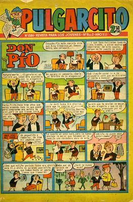 Pulgarcito (1946-1981 5ª y 6ª época) (Grapa, 16-32 páginas) #1586