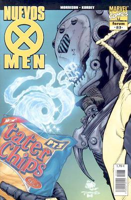 X-Men Vol. 2 / Nuevos X-Men (1996-2004) (Grapa 24 pp) #83