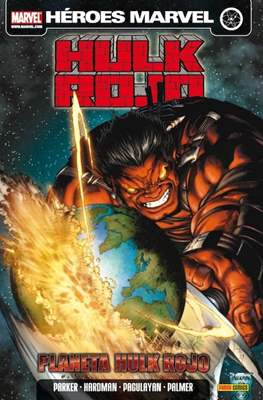 Hulk Rojo (Rústica.) #2