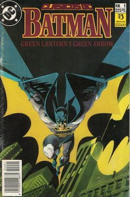 Clásicos DC (1990-1993) (Grapa) #1