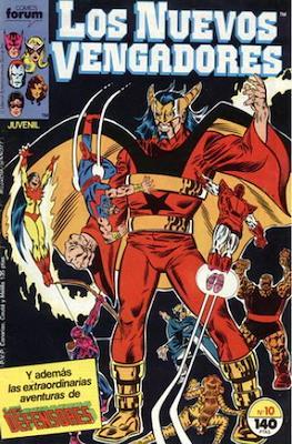 Los Nuevos Vengadores Vol. 1 (1987-1994) (Grapa 32 pp) #10