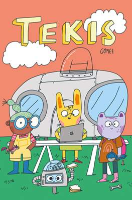 Tekis (Cartoné 80 pp) #1