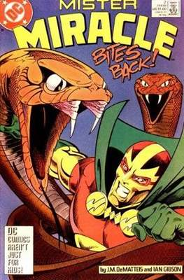 Mister Miracle (Vol. 2 1989-1991) #2