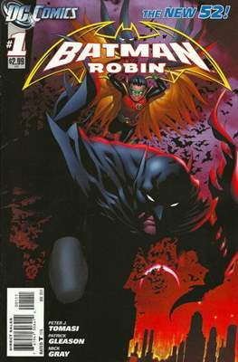 Batman and Robin Vol. 2 (2011-2015) (Comic Book) #1