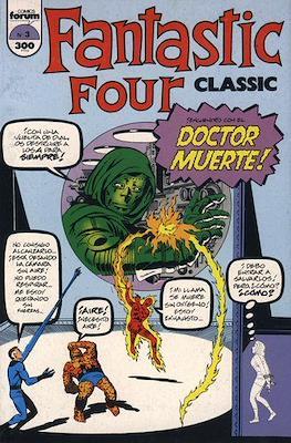 Fantastic Four Classic / Classic Fantastic Four (1993-1994) (Rústica 48 pp) #3