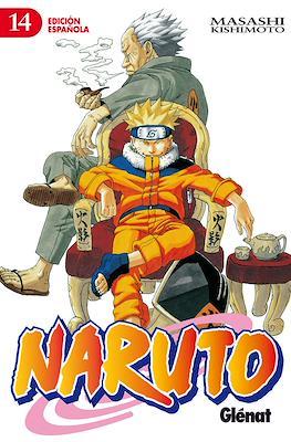 Naruto (Rústica con sobrecubierta) #14
