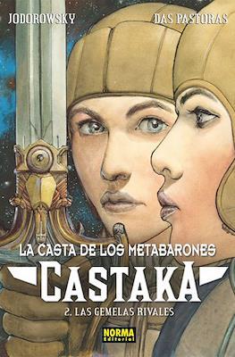 Castaka: La casta de los metabarones (Cartoné) #2