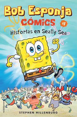 Bob Esponja Cómics (Rústica 108 pp) #1