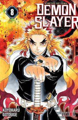 Demon Slayer: Kimetsu no Yaiba (Rústica con sobrecubierta) #8