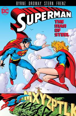 Superman: The Man of Steel (Softcover) #9
