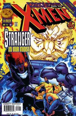 Professor Xavier and the X-Men (Comic Book) #15