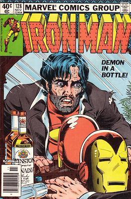 Iron Man Vol. 1 (1968-1996) (Comic book) #128