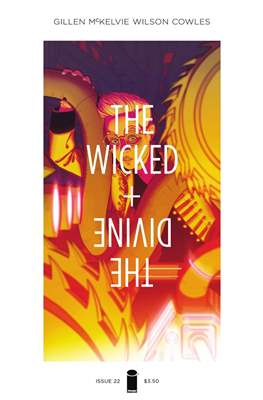 The Wicked + The Divine (Digital) #22
