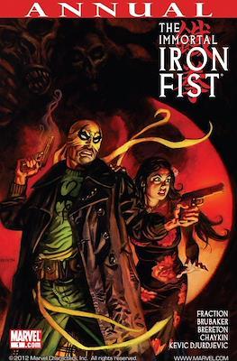 The Immortal Iron Fist Annual