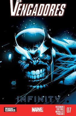 Los Vengadores: Infinity (Rústica) #7