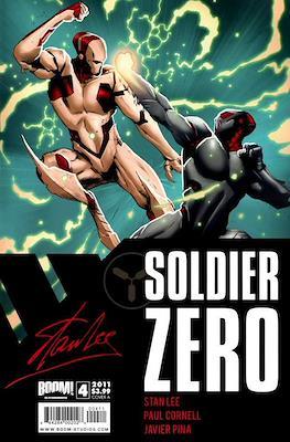 Soldier Zero (Cómic grapa) #4