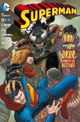 Superman. Nuevo Universo DC / Renacimiento (Grapa) #28