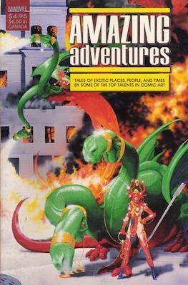 Amazing Adventures (1988)