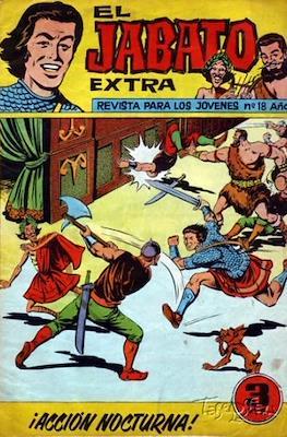 El Jabato extra (Grapa,) #18