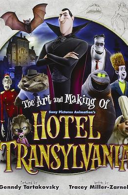The Art of Hotel Transylvania