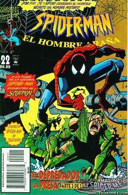 Spider-Man el Hombre Araña (1996-1998) (Grapa) #22