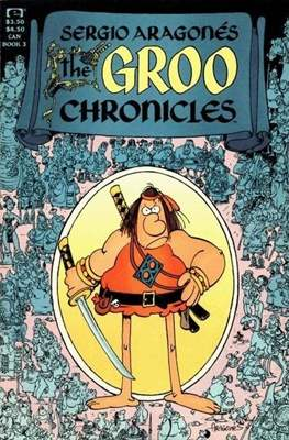 Groo The Chronicles (1989) (Grapa) #3