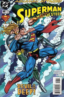 Superman: The Man of Steel (Comic book) #48