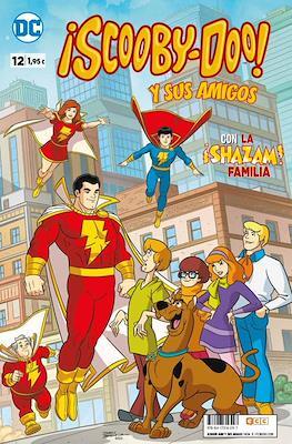 ¡Scooby-Doo! y sus amigos (Grapa 24 pp) #12