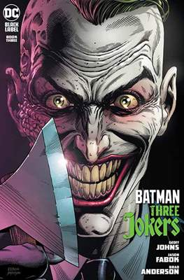 Batman: Three Jokers (Variant Cover) #3.3