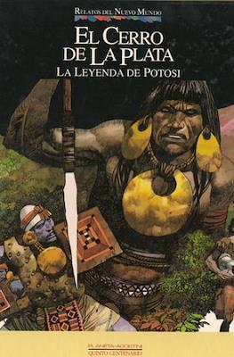 Relatos del Nuevo Mundo (Cartoné 72 pp) #14