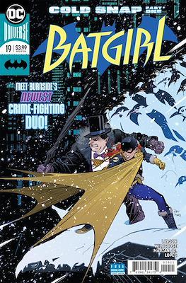 Batgirl Vol. 5 (2016-) #19