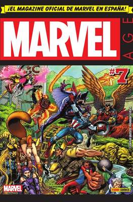 Marvel Age (2016-) (Grapa) #7