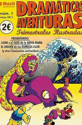 Dramáticas Aventuras Trimestrales Ilustradas (Grapa) #1