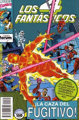 Los 4 Fantásticos Vol. 1 (1983-1994) (Grapa 36-32-24 pp) #132