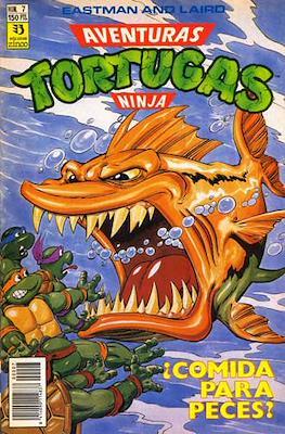 Aventuras Tortugas Ninja (Grapa) #7